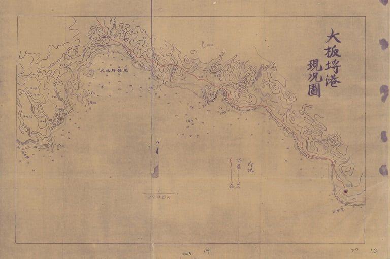 大板埒港現況圖(另開視窗)