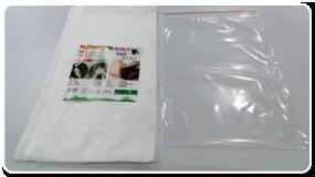 圖8聚乙烯塑膠袋或夾鏈袋