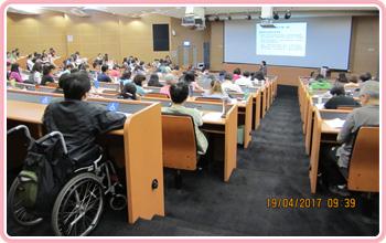 106年度文書流程管理研習會(北部場次)研習情形