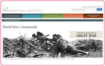圖片來源:美國國家檔案暨文件署網站