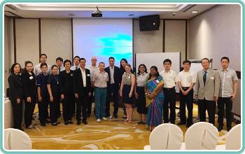ICICS 2017國際研討會與會人員合影