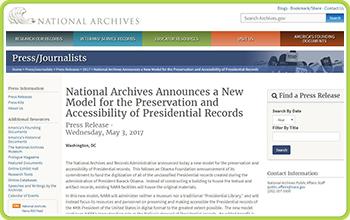 圖片來源:美國國家檔案暨文件署
