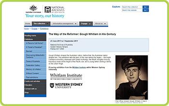 圖片來源:澳洲國家檔案