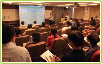 機關檔案管理及資訊人員參與學習上課情形