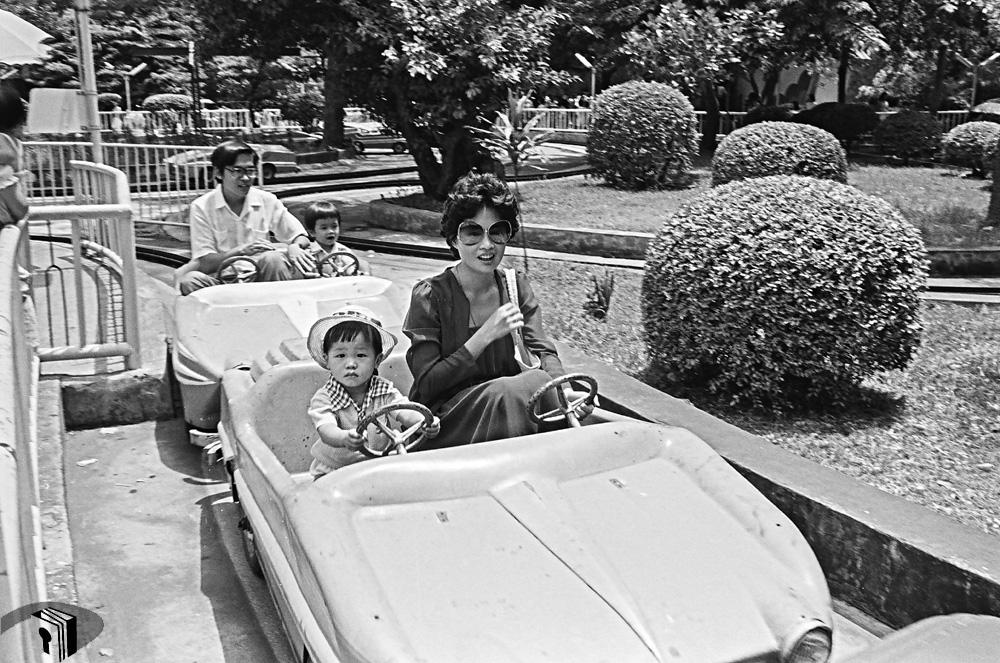 中山兒童樂園單軌索車(註1)