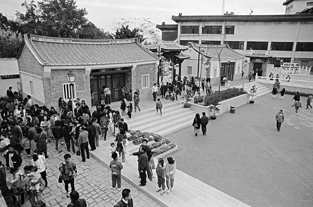 圖11 臺北市立兒童育樂中心昨日世界開幕