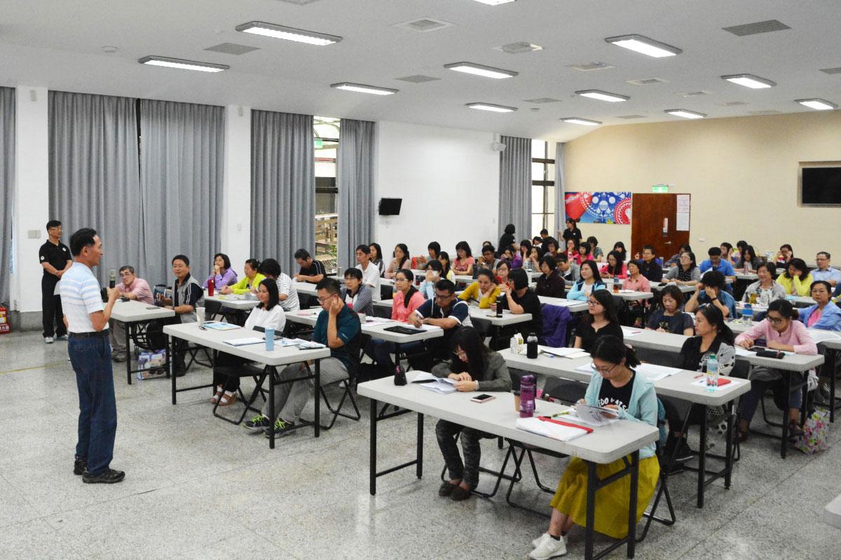 107年檔案管理研習班(東部場)