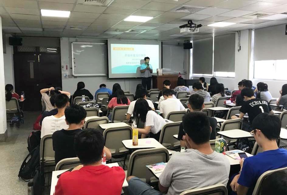 本局至淡江大學歷史系等各大專院校推廣國家檔案應用
