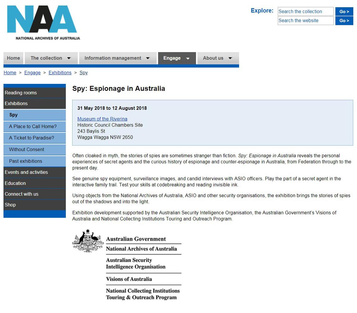 圖片來源:澳洲國家檔案館