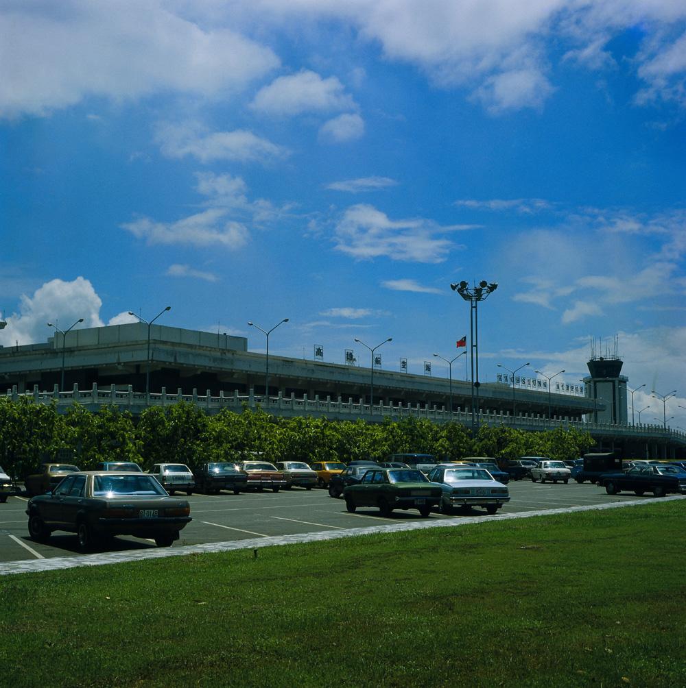 圖7 高雄航空站