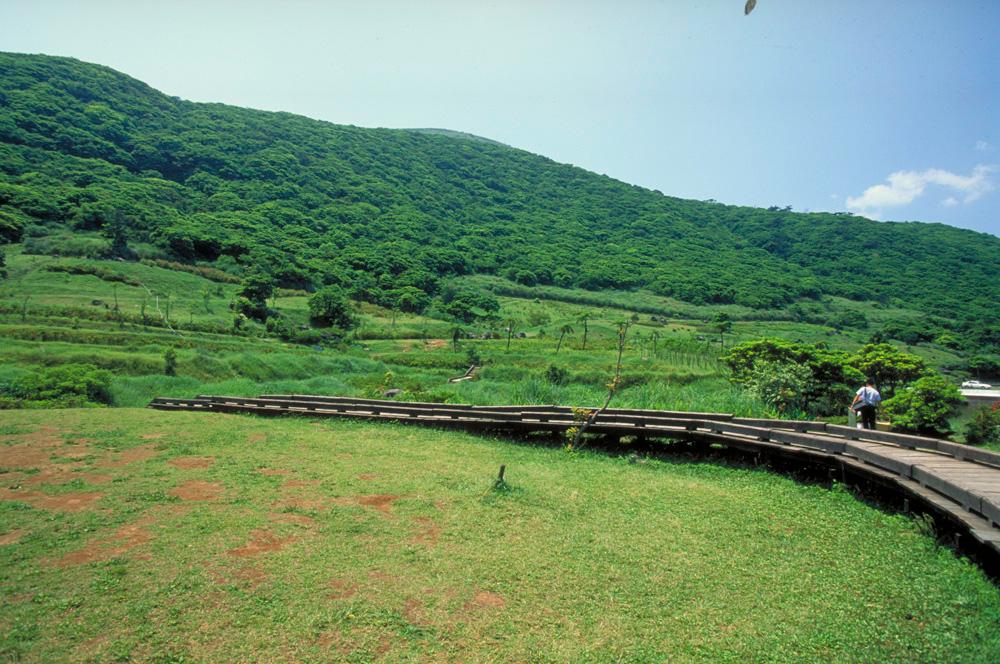 圖11 陽明山國家公園一景