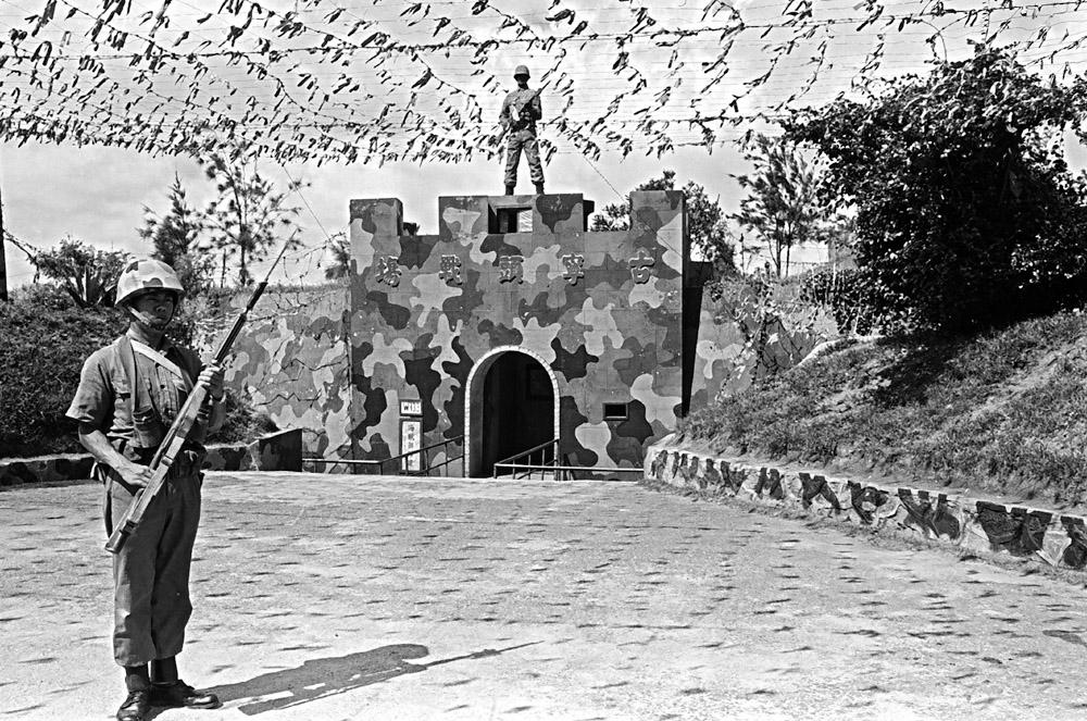 金門古寧頭戰場入口