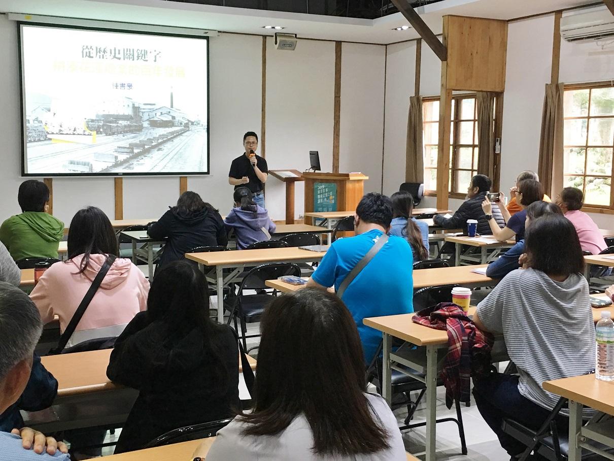 「檔案故事x糖廠記憶之甜」東區及北區講座活動報導