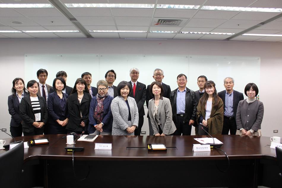國內外機關團體到局參訪集錦
