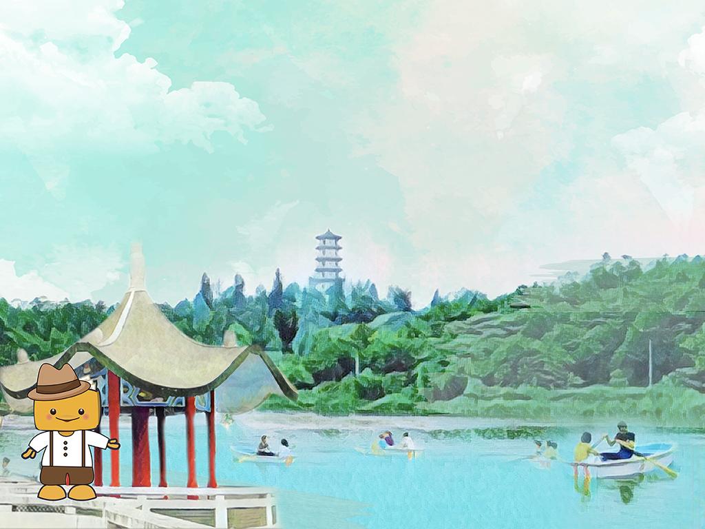 湖光山色:從工業走向觀光的澄清湖簡報檔案