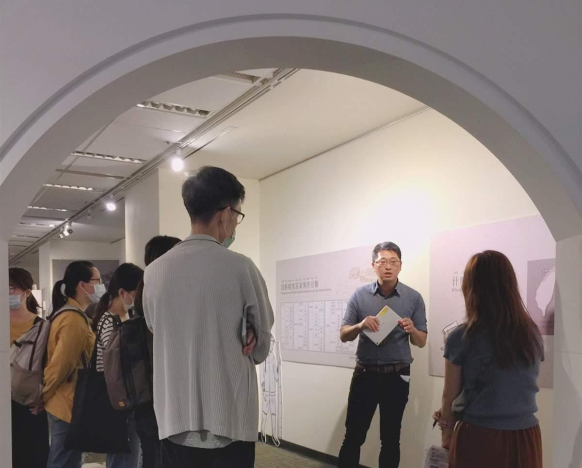 雲林科技大學文化資產維護系到局參訪