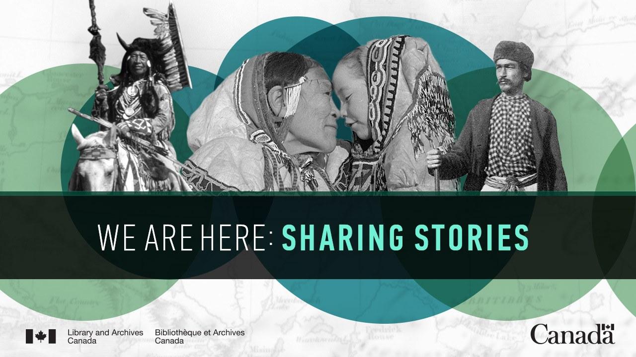 加拿大原住民遺產檔案數位資源開放應用