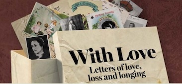 英國「愛、失落與渴望的信箋」特展