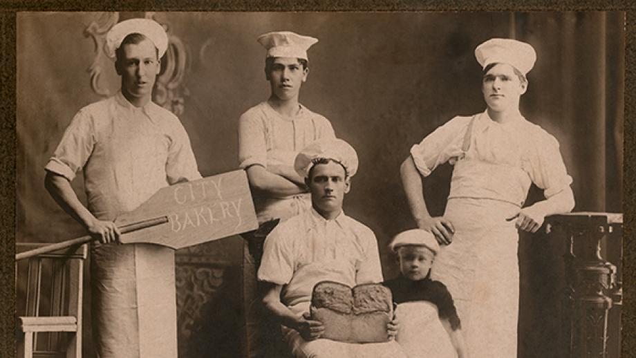 「被遺忘的行業:澳洲早年職業精選紀錄」線上展