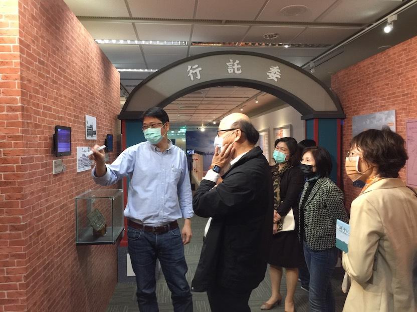 機關團體到局參訪集錦